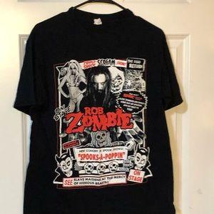 Rob zombie t-shirt